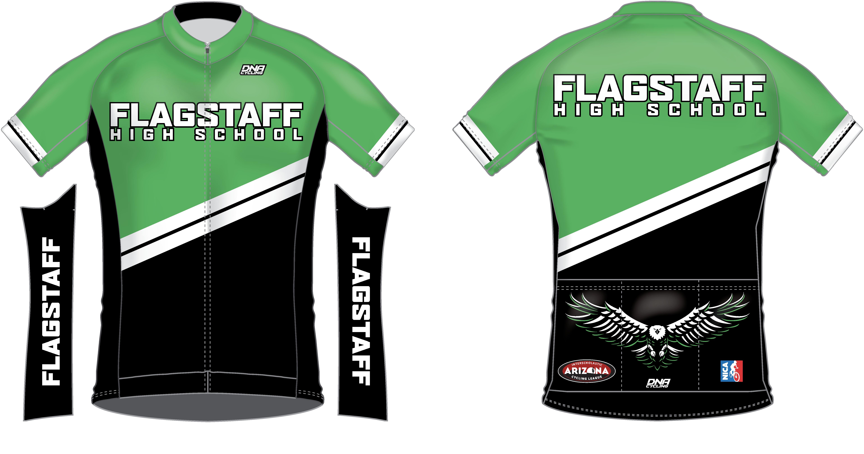 CORRECT: Flagstaff High School Jersey