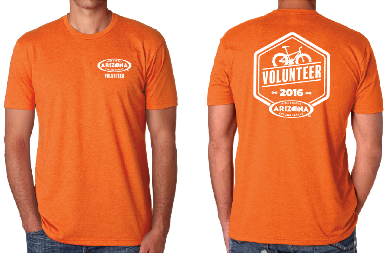 2016 Volunteer T-Shirt